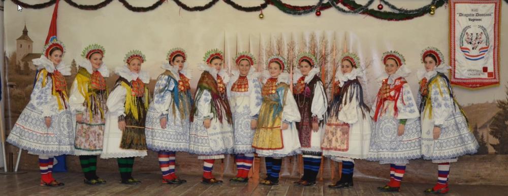 Folklorni Brand Prigorja Kud Dragutin Domjanic Vugrovec