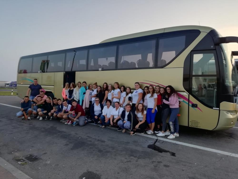 Kud Dragutin Domjanic Vugrovec Na Međunarodnom Festivalu U Skopju