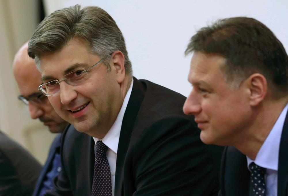 Image result for plenković jandroković